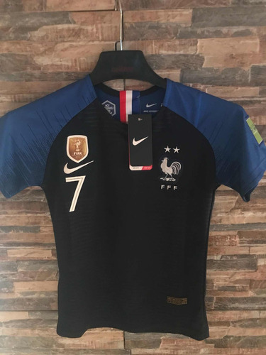 Camiseta Francia Niños Full Estampados fbc0e864e744c