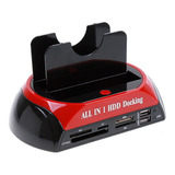 2.5 3.5 Sata/ide Hdd 2-dock Docking Station E-sata Hub