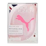 Cepillo Tangle Teezer Compact Styler Neon Pink Puma