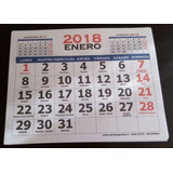 Taco Calendario Mensual 21x28 Cms.
