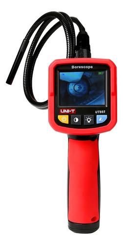 Uni-t Ut665 - Endoscopio Industrial Profesional