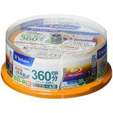 Verbatim Velocidad De Blu-ray Disc 20spindle50gb 4x Bd