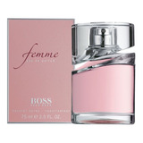 Boss Femme Edp 75ml Silk Perfumes Original Ofertas