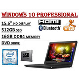 Dell Inspiron 15 5000 Series 5566, 15.6  Hd Business Lapt...