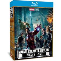 Universo Marvel Fase 1 Blu-ray