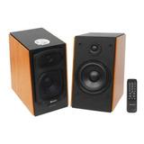 Kit Parlantes 2 Rockville Hd5 5 Estudio Monitor Bluetooth Bo