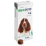 Bravecto 10 A 20 Kg Vence Julio 2019 Pethome Chile