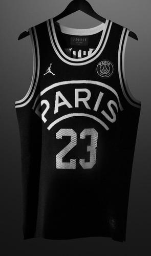 Camiseta Basketball Psg Jordan  23 (s-m-l-xl) 85e3c999bfe