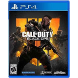Call Of Duty Black Ops 4 - Juego Fisico Ps4 - Sniper
