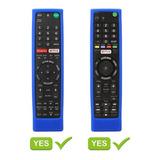 Funda Silicona Control Remoto Sony Tv Serie  Rmf-tx  Rmt-tx