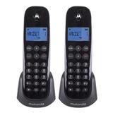 Teléfono  Motorola Digital Dual Inalámbrico  Revogames