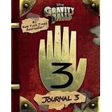 Gravity Falls Diario 3 Journal 3 Entrega Inmediata
