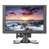 10 Pulgadas Monitor Portátil Hdmi 1920x1080 Hd Ips Pantalla