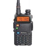 Radio Baofeng Uv-5r Dual Band Walkie Talkie