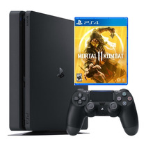 Sony Ps4 Slim 1tb Nueva + Mortal Kombat 11 - Phone Store