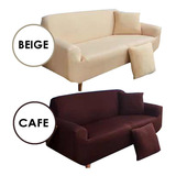 Funda De Sillón Elasticada 1 Cuerpo Sofa Decoracion
