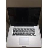 Macbook Pro 15 En Desarme