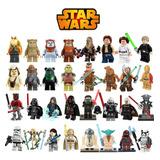 8 Figuras Lego Stars Wars X $10000