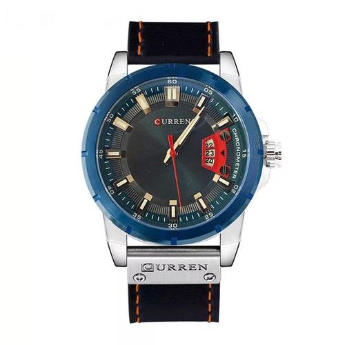 Reloj De Hombre Analógico Curren 8284bs Elegante /curren.cl