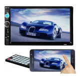 Radio Auto 2 Din Mirror Link Touch Bluetooth Mp5 7 Ml1663