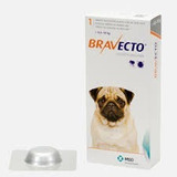 Bravecto De 4,5 A 10 Kg * Envío Gratis A Todo Chile¡