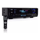 Amplificador Pyle Audio Pt390btu Am-fm, Usb, Bluetooth