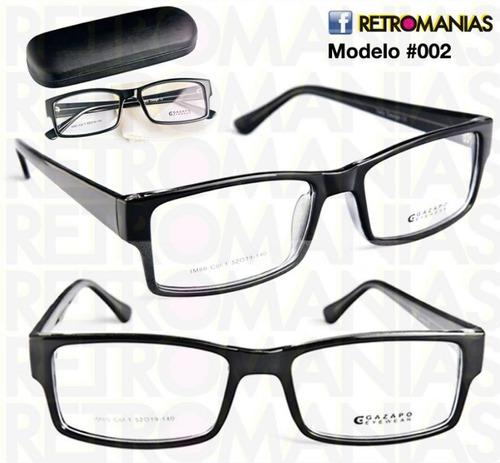 290d4822d6 Lentes Opticos Im80 Retro Anteojos Hipster / Made In Italy