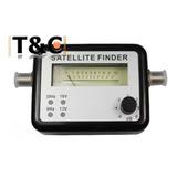 Satfinder Buscador De Señal Satelital - Analogo