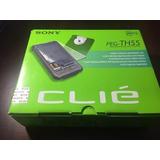 Palm Sony Clie Peg-th55 Embalada En Caja. Poco Uso