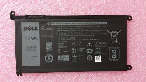 Bateria Dell  42 Wh  Type Wdx0r  6 Meses De Garantía Good