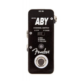 Pedal Fender Efecto Micro Aby
