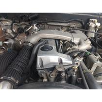 Motor Ssangyong Musso 2.9 Turbo Diesel En Desarme.