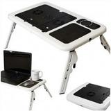 Mesa Ventilador Para Lapto Tablet Con Enfriador Y Envio