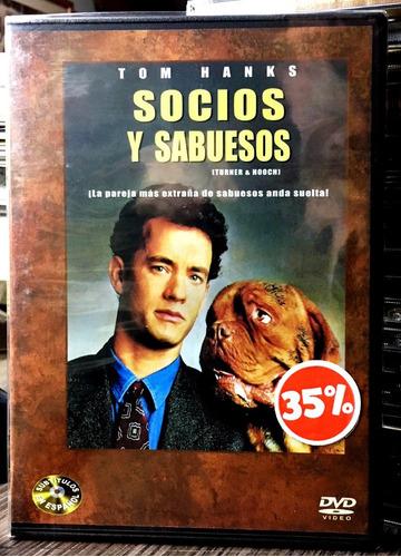 Socios Y Sabuesos / Turner & Hooch (1989) Roger Spottiswoode