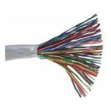 Cable Pin Telefonico 100 Pares 20 Metros 24 Awg Iia