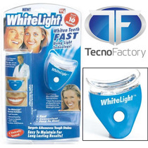 2x1 Kit Blanqueador Dientes White Light Dental