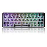 Geek Personalizado Gk61 Teclado Rb 60% Intercambiable En Cal