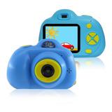 Mini Cámara Fotográfica Digital Hd Kd-02 Para Niños 1080
