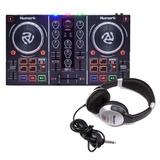 Oferta Control Numark Dj Partymix + Hf-125 /  Abregoaudio