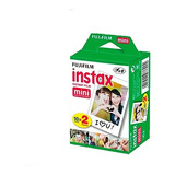Película Fujifilm Instax Mini, 20 Fotos (12097)