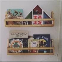 Repisas Flotantes Infantiles.Libreros Infantiles Repisas Flotantes Modelo Colonial En Venta En