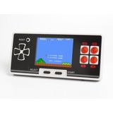 Consola Arcade De Bolsillo Fujitel 200 Juegos Tecnobest