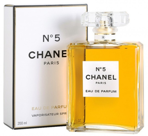 b8e44b127 Perfume Chanel N°5 200ml Edp / Original / Sellado