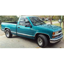 Libro De Taller Chevrolet Silverado 1988-1998, En Español !!
