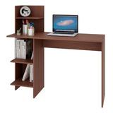 Escritorio Librero Escolar Laptop Oficina Hogar 80x40x75