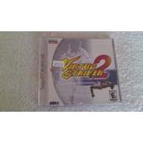 Virtua Striker 2 Sellado Dreamcast.-