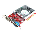 Tarjeta Adaptador Video Agp Nvidia Fx5500 256mb Vga Dvi