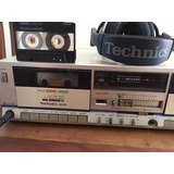 Deck Technics Rs -m222 Doble