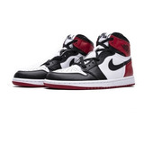 Air Jordan 1 Alto Og Bred Toe 555088-125