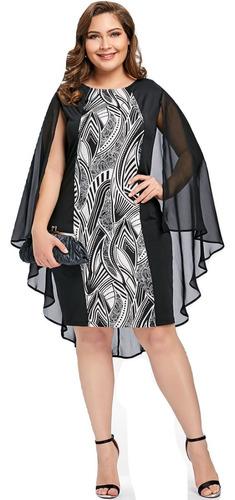 87b1020803 Vestido Negro Fiesta Tallas Grandes Vg 31